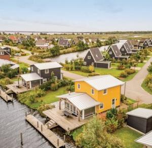 Watervilla Bodelaeke-Grote Punter luxe