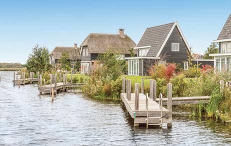 Watervilla Bodelaeke-Grote Wieden luxe 6p