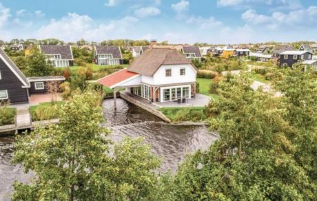 Watervilla Bodelaeke-Schiphuis 6p