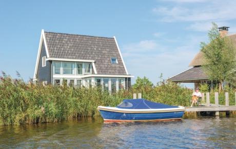 Watervilla Bodelaeke-Wieden 4p.