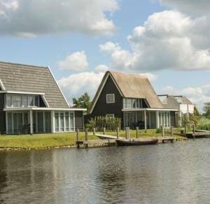 Watervilla Bodelaeke-Wiedenwoning