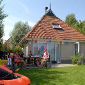 Watervilla Buitenplaats It Wiid 4