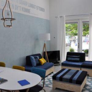 Watervilla Design Havenhuis