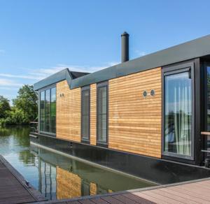 Watervilla Hausboot Bellevue