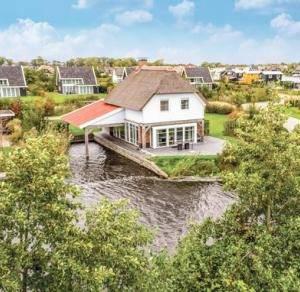 Watervilla Schiphuis Luxe 6p.