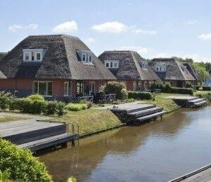 Watervilla Midlaren (5 pers)