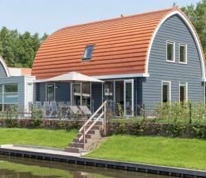 Watervilla Midlaren (8 pers)