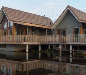 Watervilla Reeuwijk (10 pers)