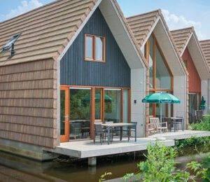 Watervilla Reeuwijk (4 pers)