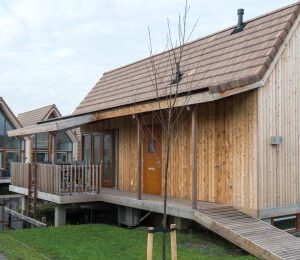 Watervilla Reeuwijk (6 pers)