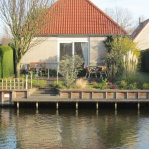 Watervilla Bungalowpark De Vlietlanden 3 - 4p