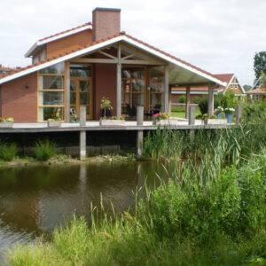 Watervilla Flevohuis - 6p