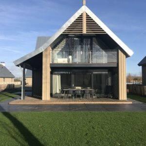 Watervilla Resort Waterrijk Oesterdam 11 - 8p