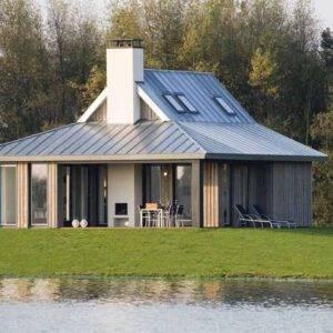 Watervilla Resort Waterrijk Oesterdam 3 - 4p