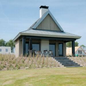 Watervilla Resort Waterrijk Oesterdam 9 - 8p