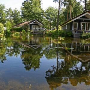 Watervilla Vakantiepark Hessenheem 6 - 4p