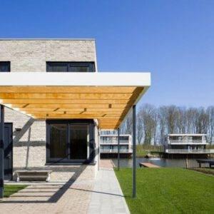 Watervilla Arnemuiden Watervilla 6 - 6p